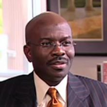 UVA Black Leadership Arm Williams